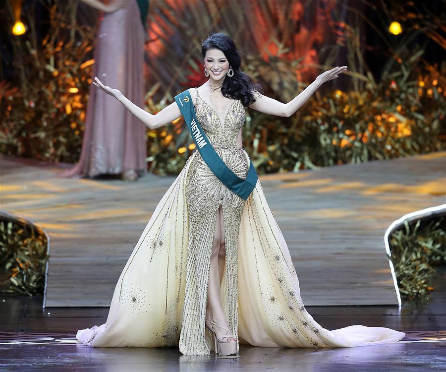 Hoa hậu Phương Khánh: