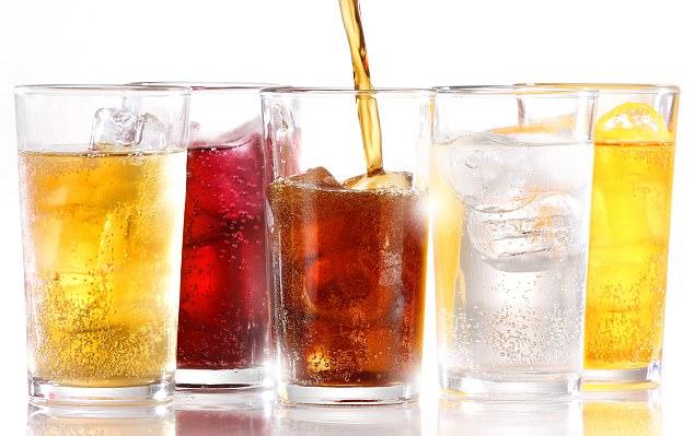 Nước ngọt là thức uống quen thuộc của mọi gia đình trong dịp lễ, Tết
