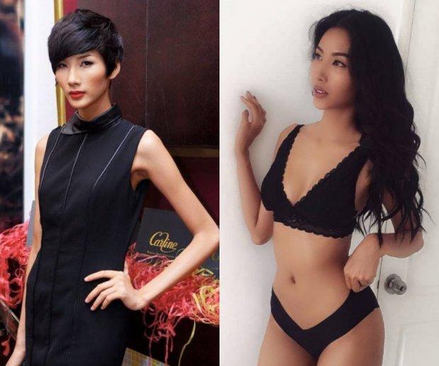 Sao Việt 'lột xác' ngoại hình: Người vật vã giảm cân, kẻ gồng mình để… béo lên - Ảnh 6