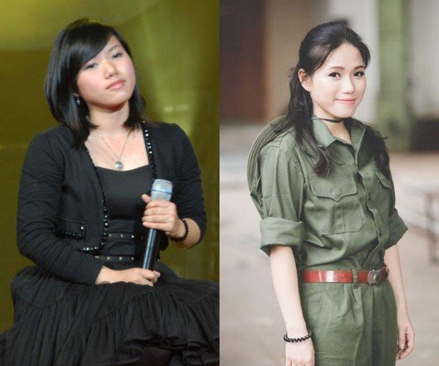 Sao Việt 'lột xác' ngoại hình: Người vật vã giảm cân, kẻ gồng mình để… béo lên - Ảnh 13