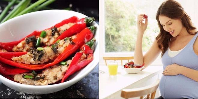 Những món ăn kỳ quặc khiến phụ nữ mang thai dễ lên cơn thèm - Ảnh 2