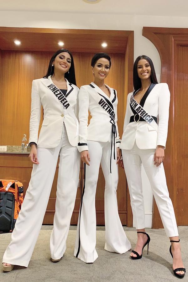 12 tuyệt tác giúp H'Hen Niê từ chân dài vô danh đến Top 5 Miss Universe 2018 - Ảnh 4