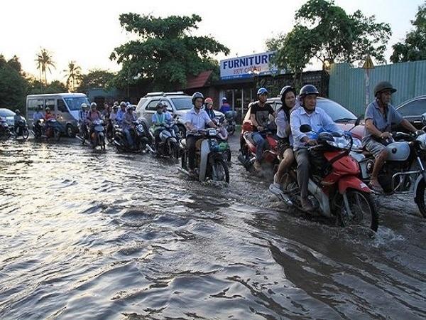 Dự báo thời tiết ngày 8/11: Cả nước giảm nhiệt, Nam Bộ đề phòng ngập lụt do triều cường - Ảnh 2