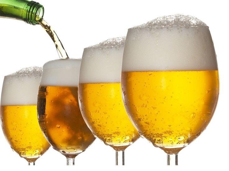 Phục hồi tóc hư tổn bằng bia hiệu quả tốt.