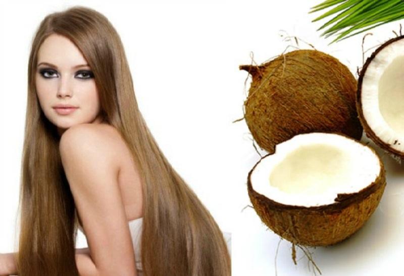 Phục hồi tóc hư tổn nặng bằng dầu dừa cho hiệu quả cao