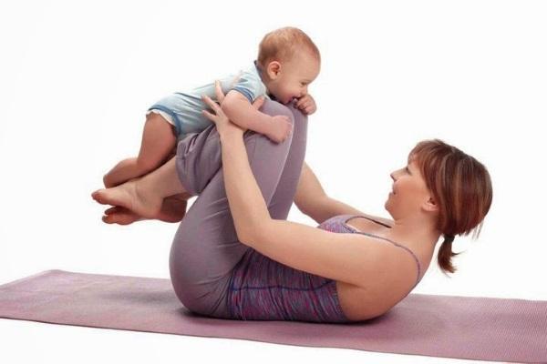 Phương pháp giảm cân sau sinh mổ khi rèn luyện hợp lý