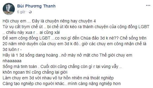 Khẩu chiến với Phương Thanh, Lâm Khánh Chi đăng tâm thư cảnh báo 'chị Chanh' đừng sân si tọc mạch kẻo dính đòn đau - Ảnh 4
