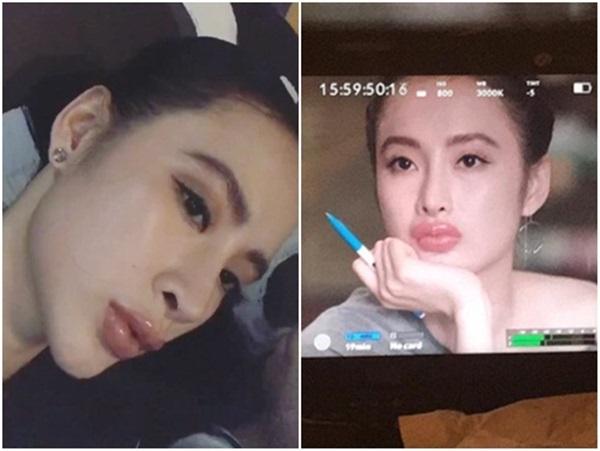 Những sao Việt 'dọa' khán giả vì gương mặt khác lạ khi phẫu thuật thẩm mỹ hỏng - Ảnh 7