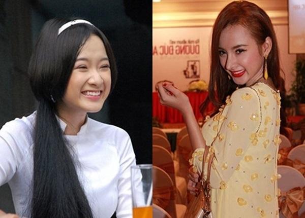 Những sao Việt 'dọa' khán giả vì gương mặt khác lạ khi phẫu thuật thẩm mỹ hỏng - Ảnh 4