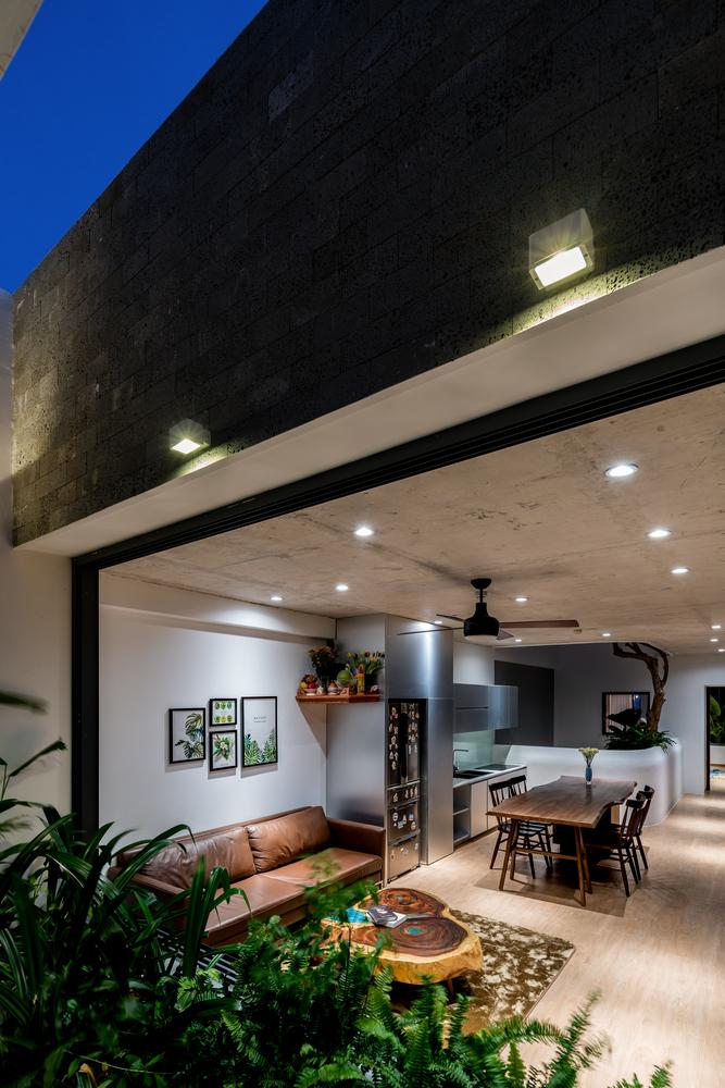 Nhà cho thuê căng tràn ánh sáng tự nhiên 'ai cũng muốn ở' tại Vũng Tàu  - Ảnh 2