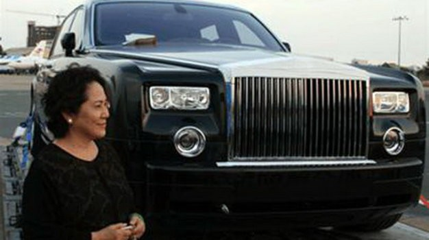 """DN của """"đại gia"""" Dương Thị Bạch Diệp bị bêu tên vì nợ thuế - Ảnh 1"""