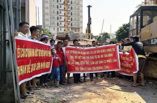 Vi phạm tại dự án Tân Bình Apartment: Kiểm điểm lãnh đạo Sở QH-KT TP.HCM - Ảnh 1