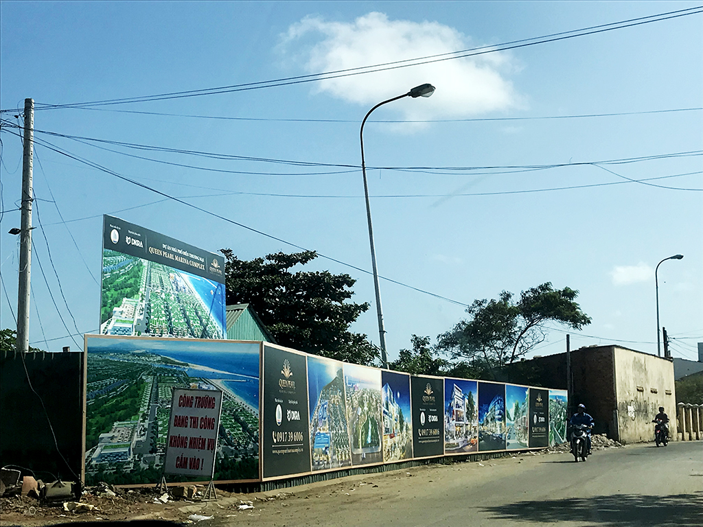 Bình Thuận: Giá đất bị đẩy lên cao, nhà đầu tư cẩn trọng - Ảnh 1