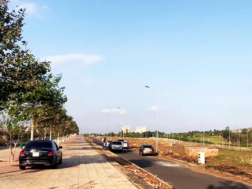 Bình Thuận: Giá đất bị đẩy lên cao, nhà đầu tư cẩn trọng - Ảnh 3