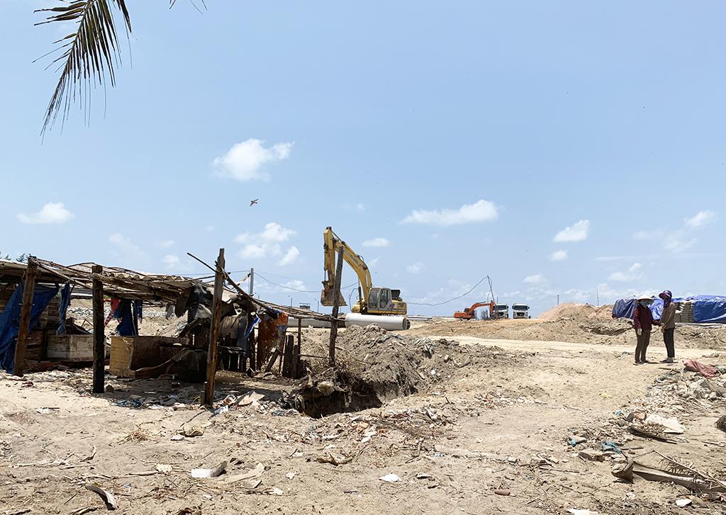 Dự án Queen Pearl Marina Complex xây dựng trên đất chưa bồi thường?  - Ảnh 4