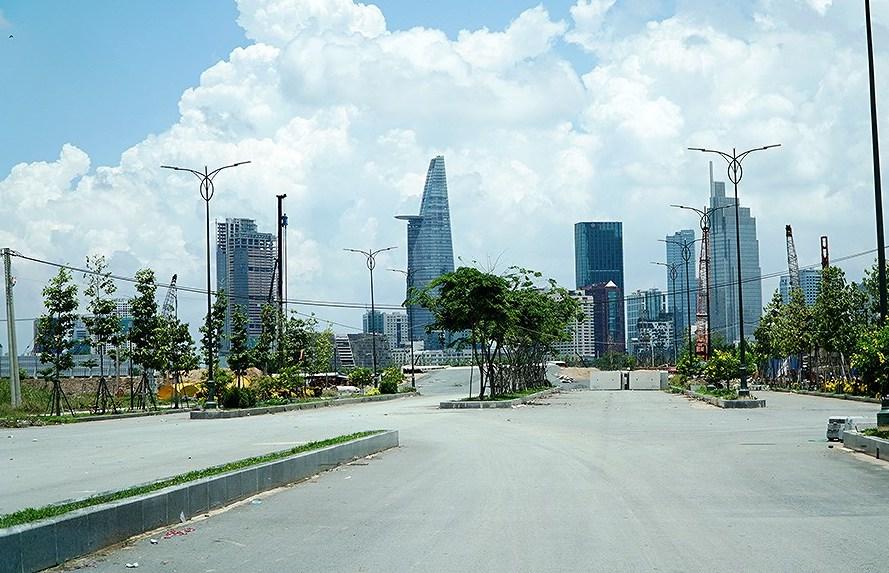 Được giao 3 lô đất tại Thủ Thiêm, Đại Quang Minh tự bỏ tiền làm hạ tầng - Ảnh 1