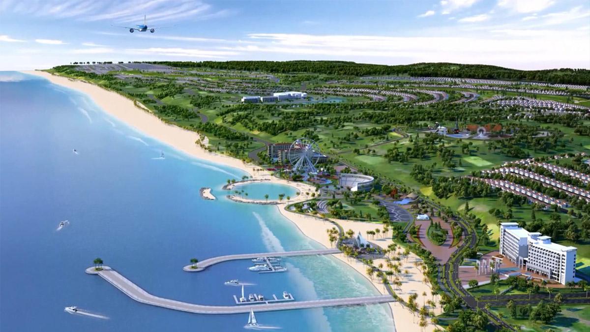 Loạt dự án của Novaland tại Bình Thuận bị chấn chỉnh giao dịch, chuyển nhượng - Ảnh 1