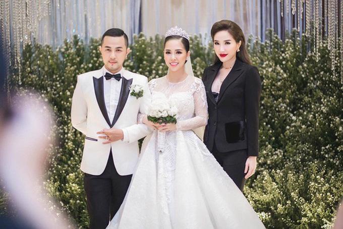 Những chị dâu, em dâu xinh đẹp của sao Việt - Ảnh 7