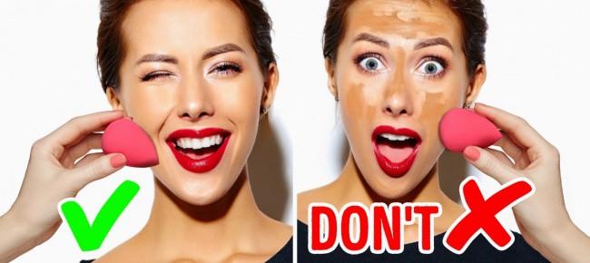 8 lỗi trang điểm cơ bản khiến bạn mất điểm trầm trọng trong mắt người khác - Ảnh 4