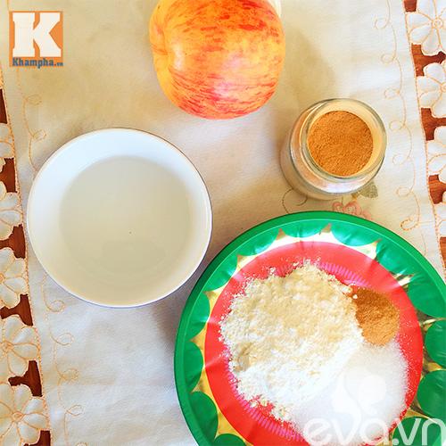 Bánh táo quế thơm nức mũi - Ảnh 1