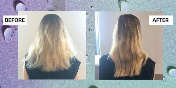 Thử một tuần áp dụng 6 mẹo dưỡng tóc, cô gái nhận được kết quả không thể hài lòng hơn - Ảnh 7