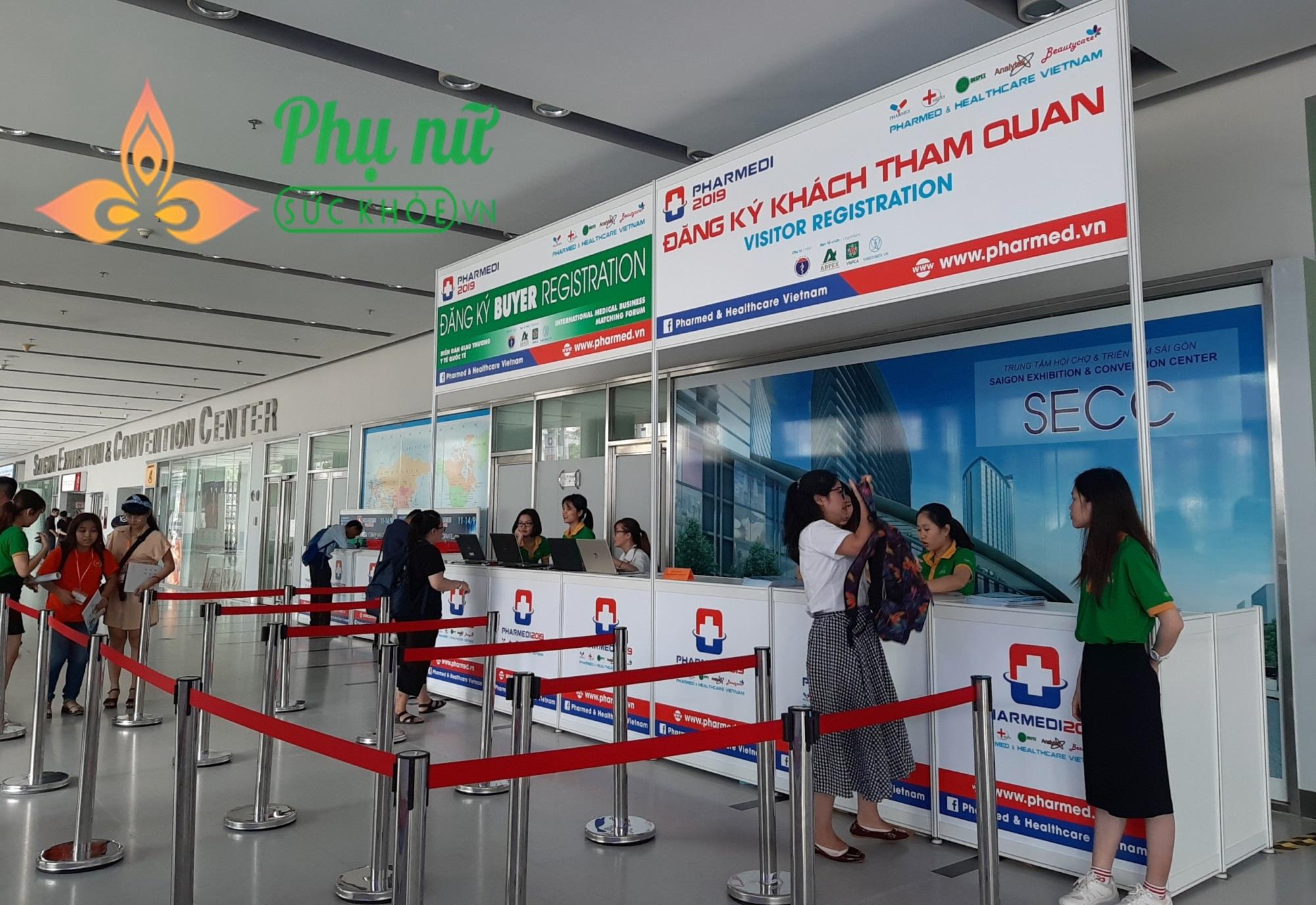 Triển lãm Y tế Quốc tế Việt Nam 2019: Cơ hội vàng giao thương giữa các doanh nghiệp  - Ảnh 2