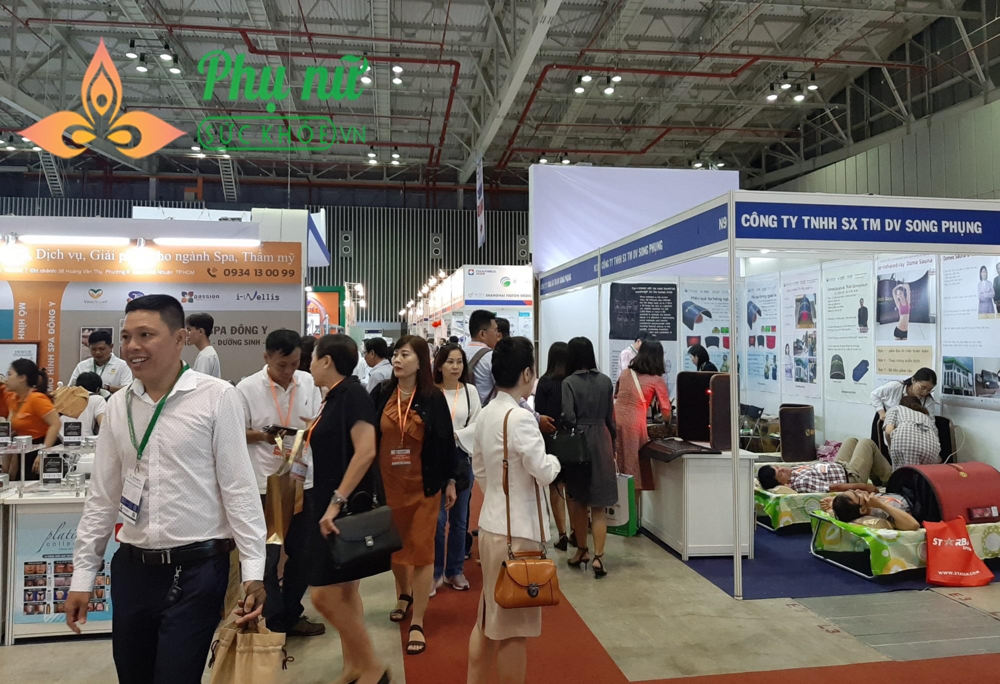 Triển lãm Y tế Quốc tế Việt Nam 2019: Cơ hội vàng giao thương giữa các doanh nghiệp  - Ảnh 3