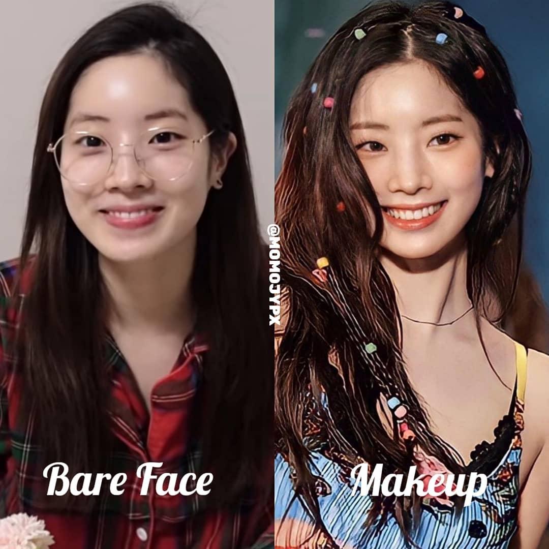 Các thành viên Twice quá khác biệt khi rũ bỏ lớp son phấn - Ảnh 5