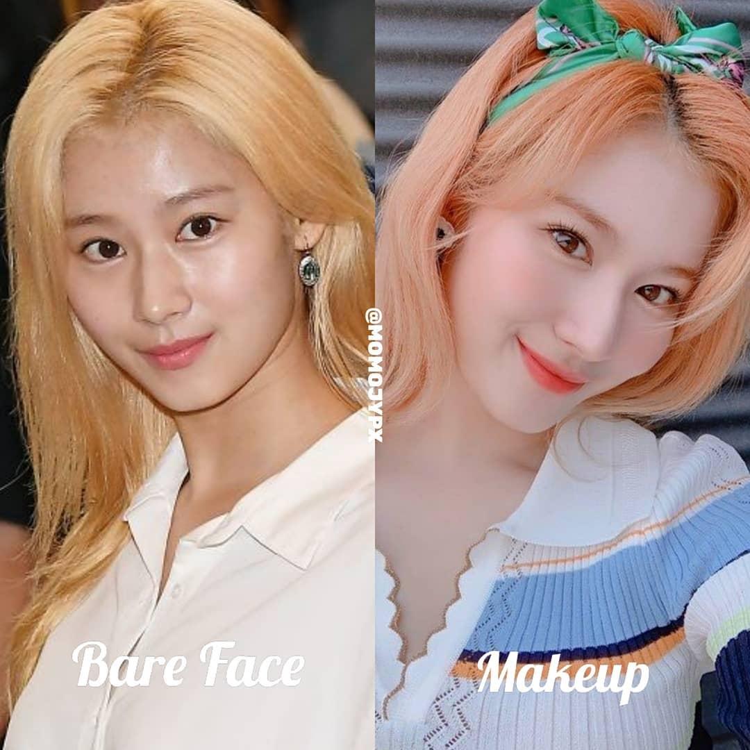 Các thành viên Twice quá khác biệt khi rũ bỏ lớp son phấn - Ảnh 3