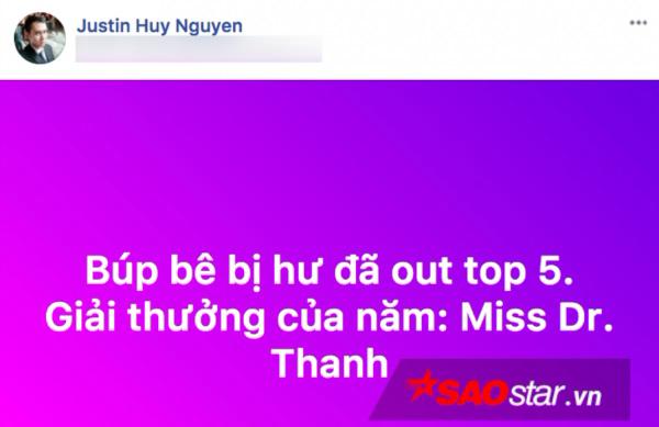 Dư âm cuộc thi Hoa hậu Hòa bình thế giới 2017: Quản lý của Á hậu Nguyễn Thị Thành gây choáng khi chê Huyền My là 'búp bê bị hư'  - Ảnh 1