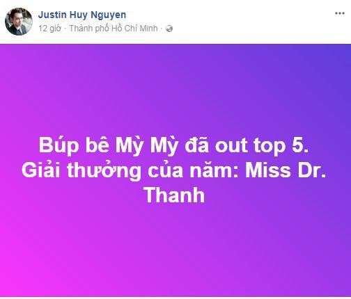 Dư âm cuộc thi Hoa hậu Hòa bình thế giới 2017: Quản lý của Á hậu Nguyễn Thị Thành gây choáng khi chê Huyền My là 'búp bê bị hư'  - Ảnh 2