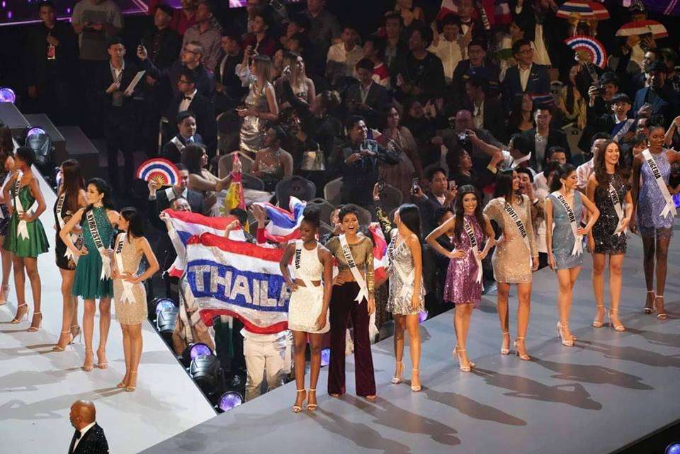H'Hen Niê lọt top 5, làm nên lịch sử cho nhan sắc Việt tại Miss Universe 2018 - Ảnh 2