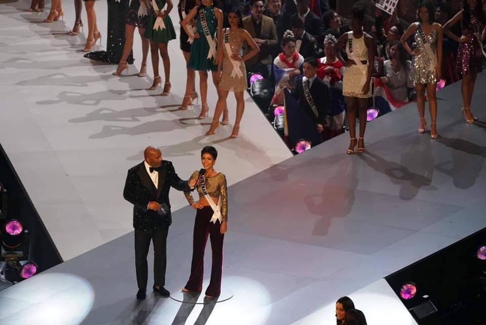 H'Hen Niê lọt top 5, làm nên lịch sử cho nhan sắc Việt tại Miss Universe 2018 - Ảnh 3