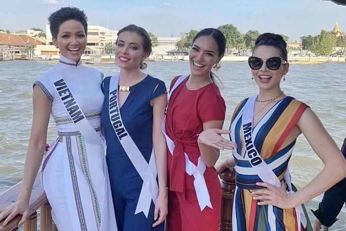 Hành trình từ cô gái Ê Đê kém tiếng Anh đến Top 5 Miss Universe 2018 - Ảnh 2