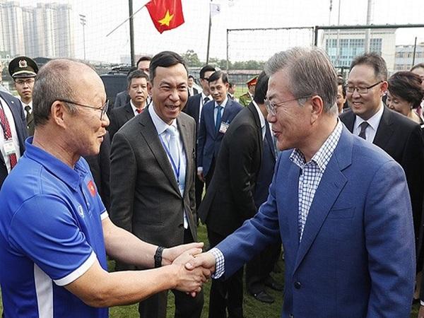 Tổng thống Hàn Quốc chúc mừng tuyển Việt Nam vô địch AFF Cup 2018 - Ảnh 2