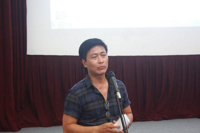 Quốc Tuấn tiết lộ ông Nguyễn Thuỷ Nguyên rất thích chửi bới nghệ sĩ: 'Ông ta thường xuyên văng tục, mạt sát anh em là Chí Phèo, là ăn cắp' - Ảnh 2