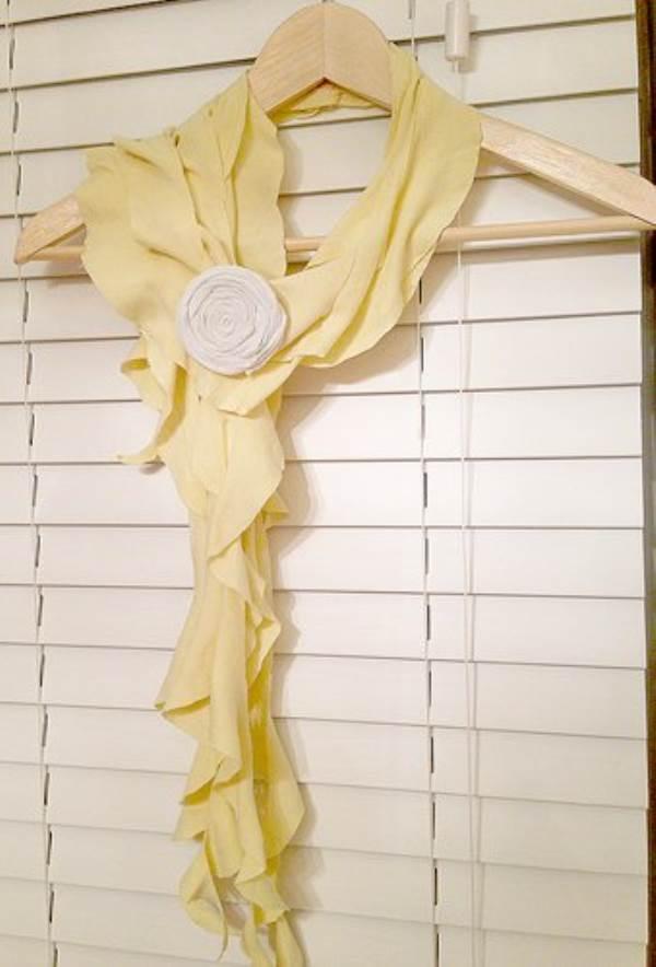 Đừng vứt áo thun cũ đi mà hãy cắt nó như thế này, kết quả sau đó khiến 4 triệu người làm theo - Ảnh 12