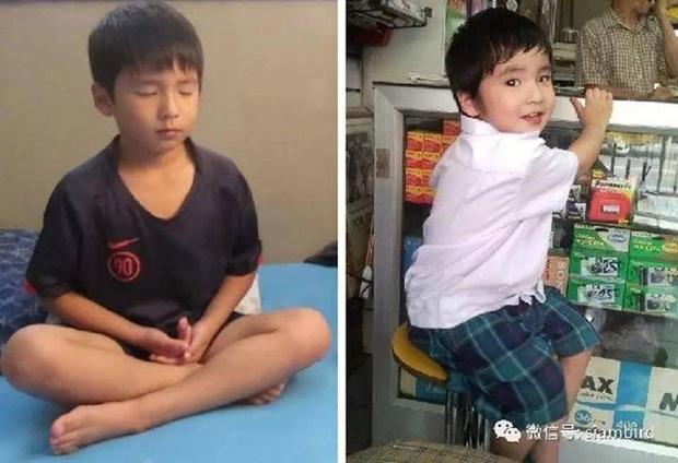 Rớt nước mắt với hình ảnh ông bố trẻ diễn đủ trò 'biến thái' bên giường bệnh con trai sống thực vật để con có tuổi thơ - Ảnh 1
