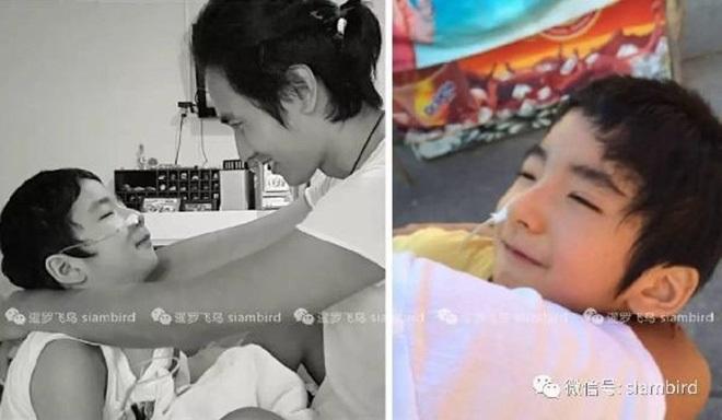 Rớt nước mắt với hình ảnh ông bố trẻ diễn đủ trò 'biến thái' bên giường bệnh con trai sống thực vật để con có tuổi thơ - Ảnh 2