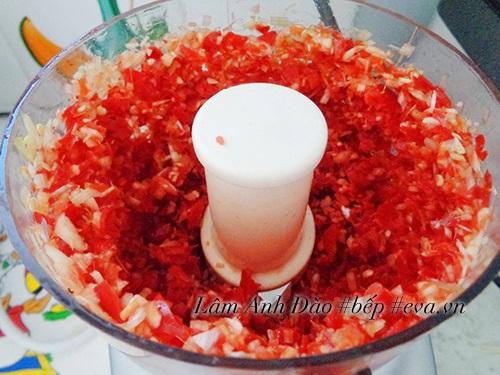 Tự làm dầu sả ớt để dành chế biến món ăn - Ảnh 3