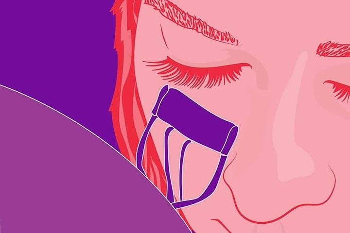 10 sai lầm hàng ngày đang làm hỏng lông mi của bạn - Ảnh 2
