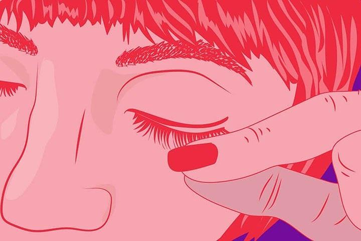 10 sai lầm hàng ngày đang làm hỏng lông mi của bạn - Ảnh 7