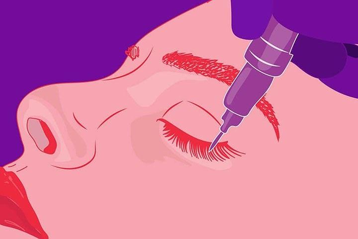 10 sai lầm hàng ngày đang làm hỏng lông mi của bạn - Ảnh 8