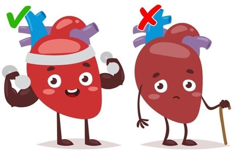 Uống nước lạnh có thể làm giảm nhịp tim. Ảnh: Internet