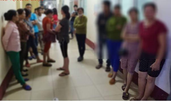 Vụ sản phụ tử vong ở Hà Tĩnh: Lời kể đau xót của người chồng - Ảnh 2