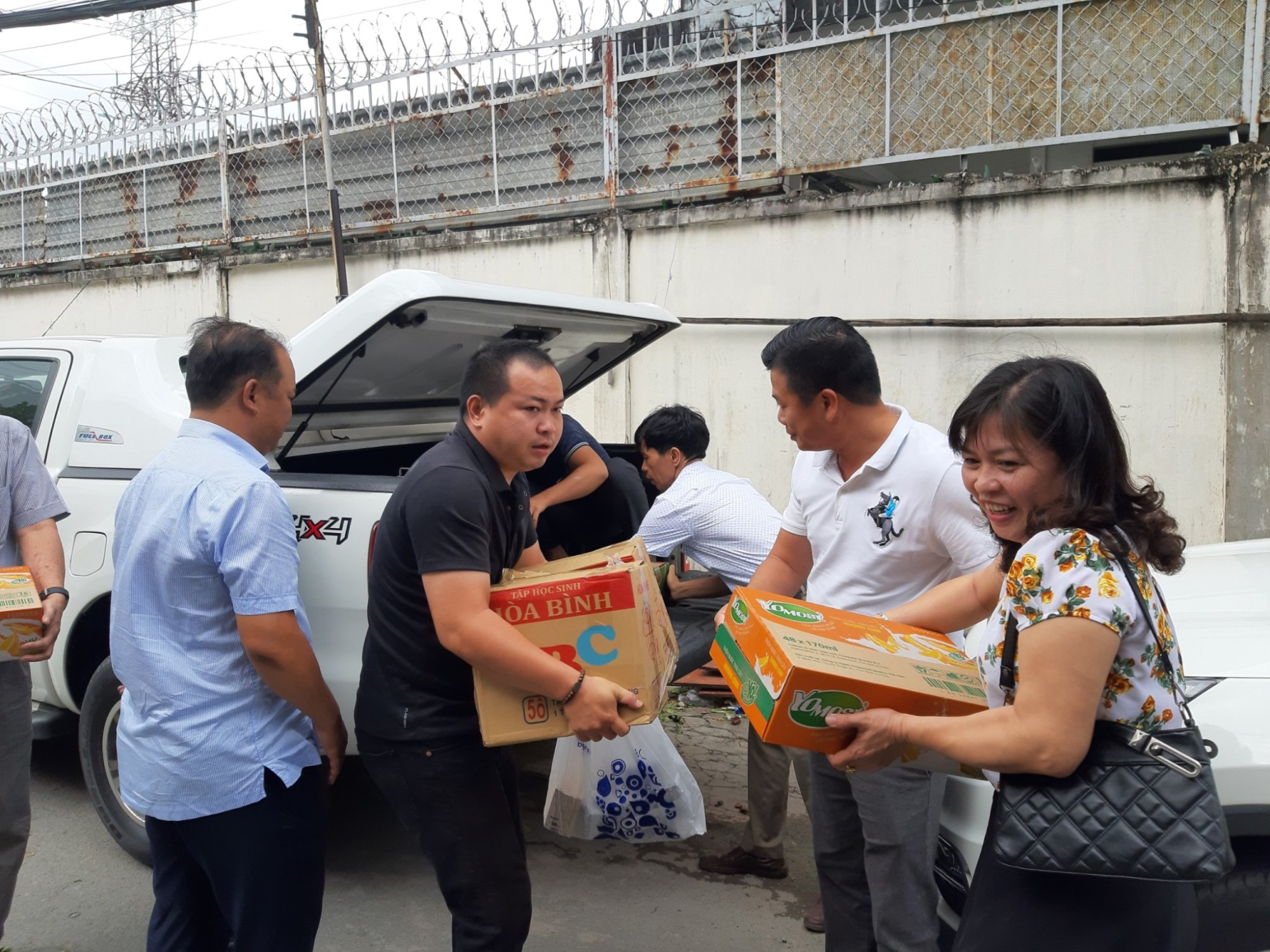 Chuỗi chương trình từ thiện 3 ngày của Hội đá ốp lát Sài Gòn kỷ niệm 10 năm thành lập - Ảnh 6