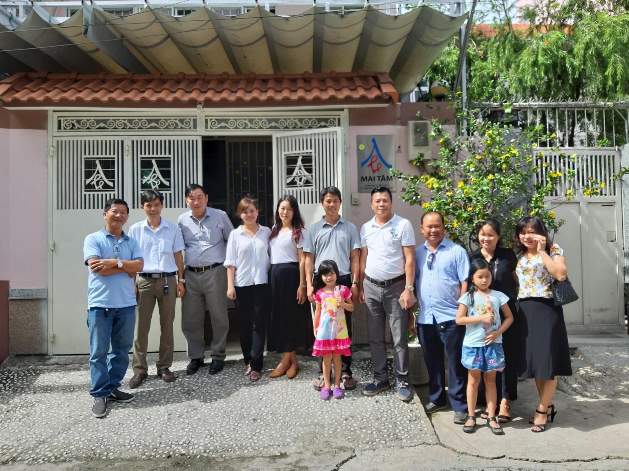 Chuỗi chương trình từ thiện 3 ngày của Hội đá ốp lát Sài Gòn kỷ niệm 10 năm thành lập - Ảnh 5