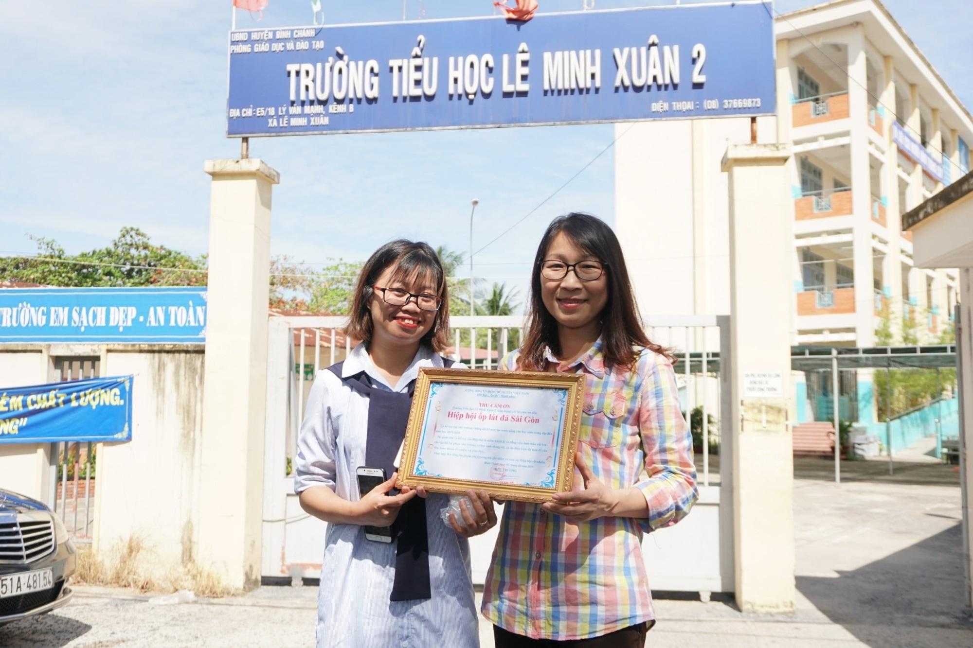Chuỗi chương trình từ thiện 3 ngày của Hội đá ốp lát Sài Gòn kỷ niệm 10 năm thành lập - Ảnh 4