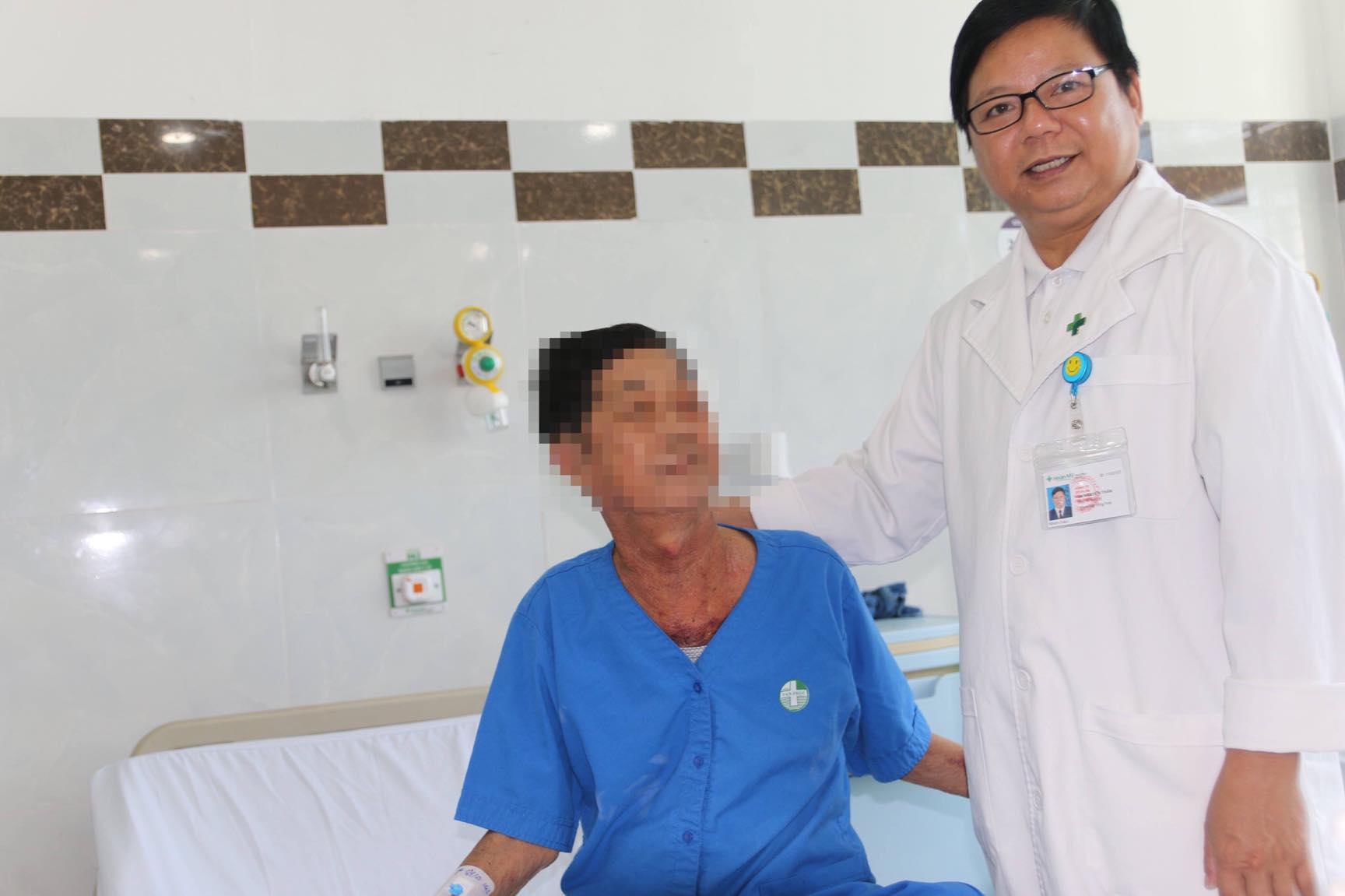 Cảnh báo: Tự mua thuốc đau khớp uống nhiều năm, cụ ông 76 tuổi suy kiệt sức khỏe nghiêm trọng - Ảnh 2