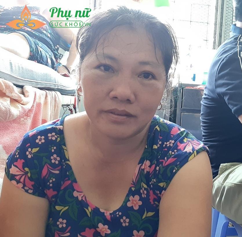 Chị của Giang nghẹn ngào kể về bệnh tình em gái